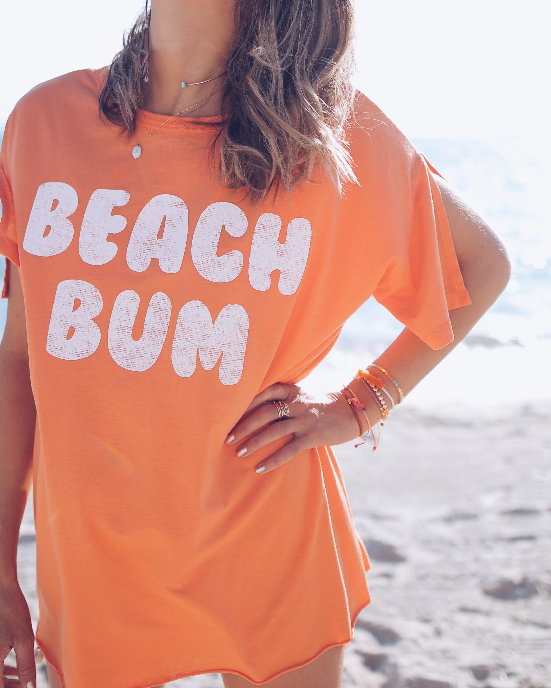 T-shirt beach bum, look plage, beach inspo, beach lover, beach outfit, beach outfit