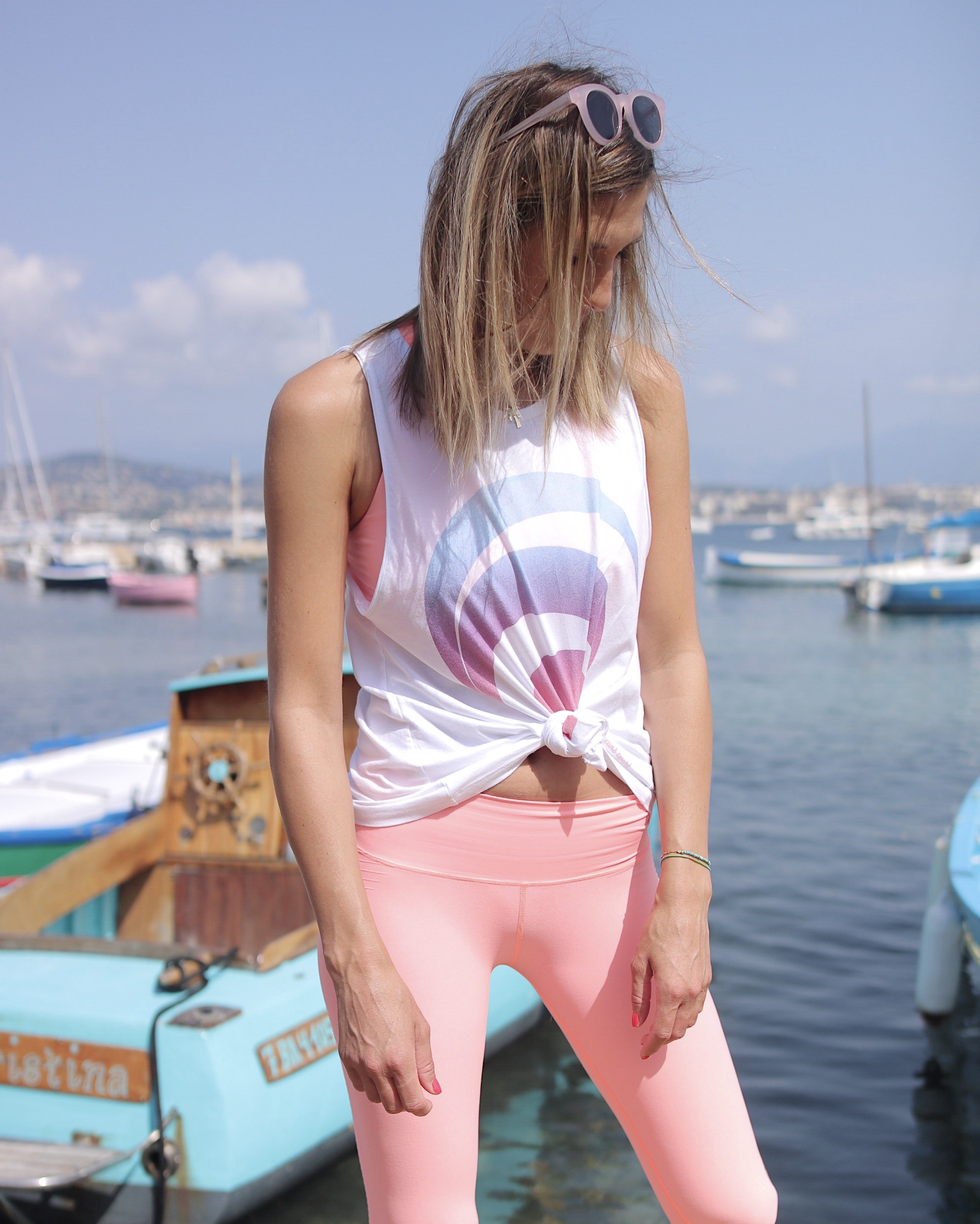 Tenue de sport Oceans Apart - Leggings confortable et coloré