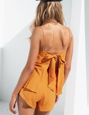 Tarelle Playsuit Sabo Skirt