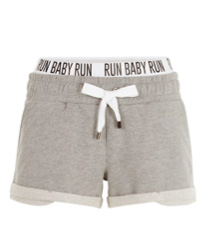SHORT GRIS RUNNIZ