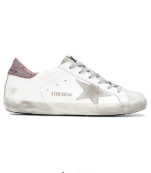 GOLDEN GOOSE DELUXE BRAND SUPERSTAR SNEAKERS – WHITE