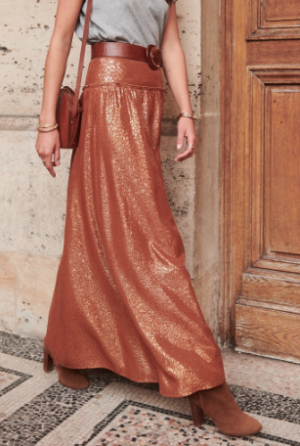 HTTP://WWW.SEZANE.COM/FR/PRODUCT/COLLECTION-AUTOMNE/JUPE-ALICE?COU_ID=2429 jupe longue alice Sezane