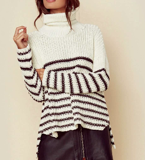 ERIKA KNIT SWEATER Faithfull the brand