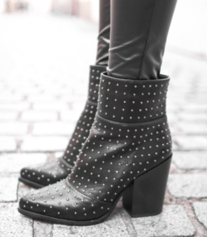 BOTTINES PORTLAND NOIRES