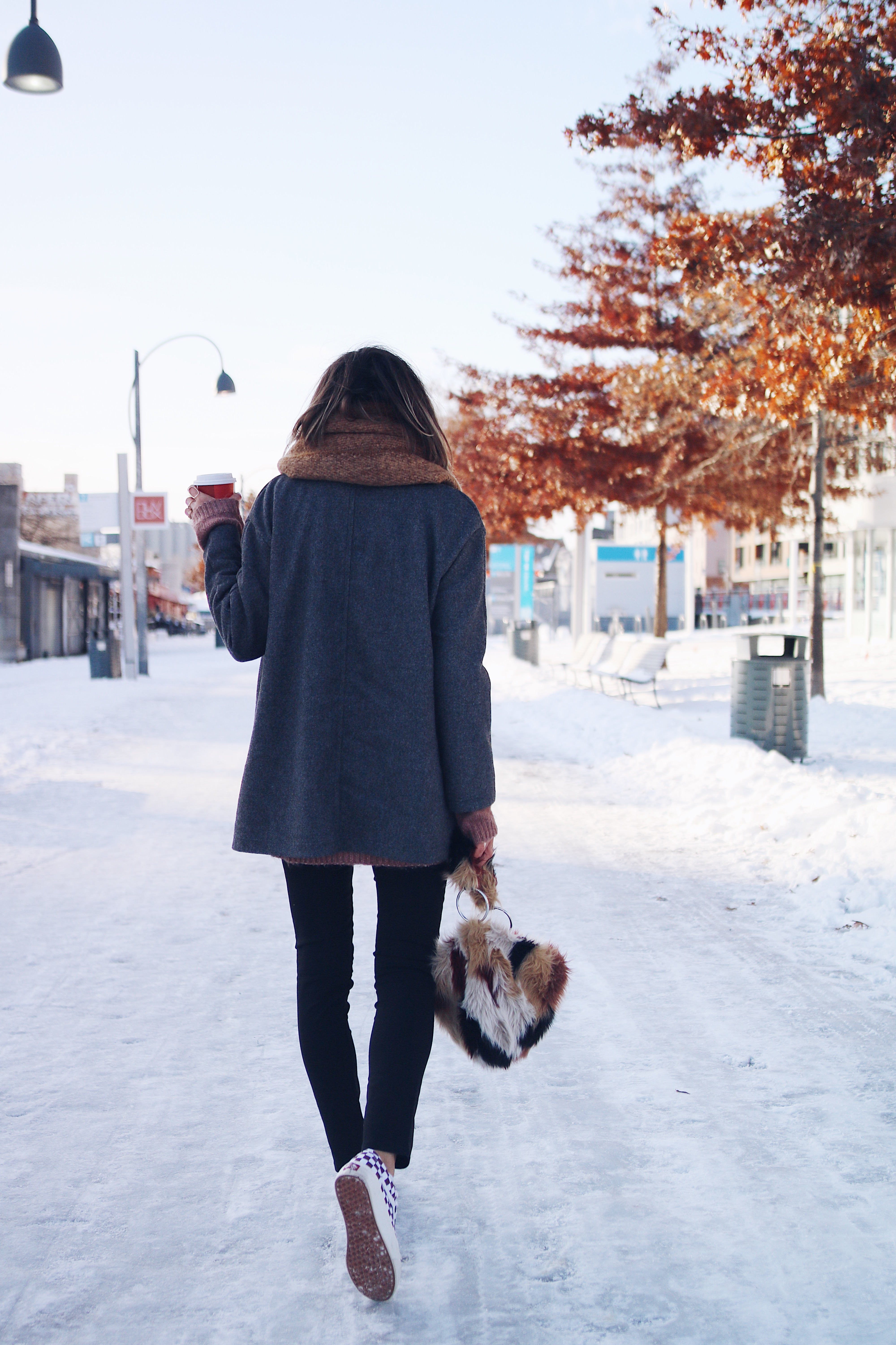 WINTER OUTFIT IN MONTREAL