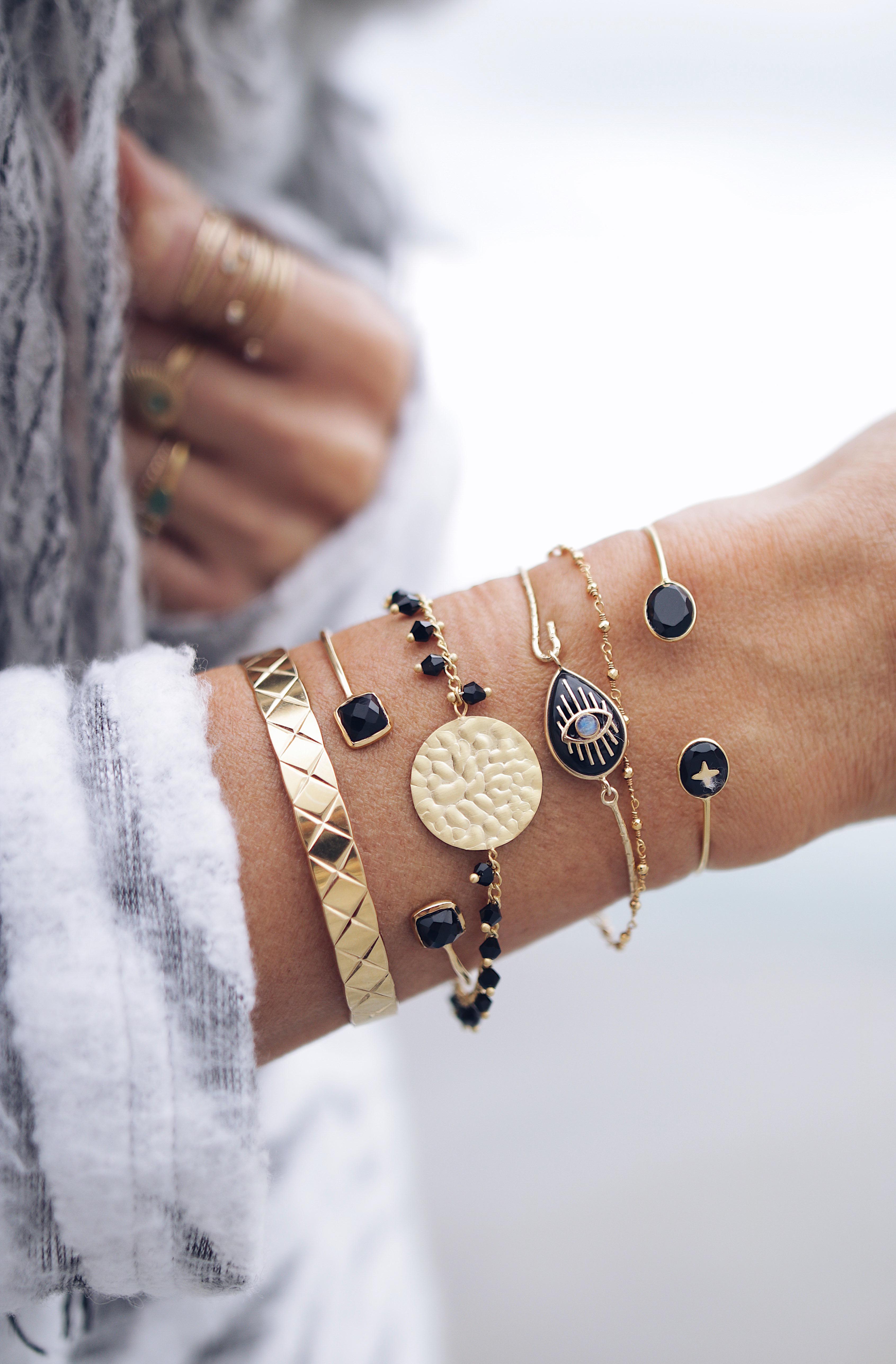 GOLD BRACELET, jewelry addict, gold jewelry