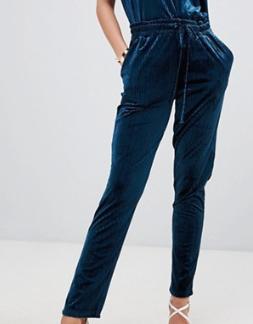 Y.A.S – Velvur – Pantalon ajusté en velours
