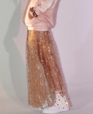 Estella Glitter Maxi Slip Dress free people
