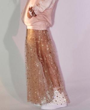 Estella Glitter Maxi Slip Dress free people