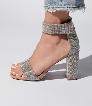 Sparkle And Shine Heel
