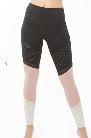 Legging aux couleurs contrastantes – Sport