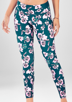 Salar Printed PowerHold® 7/8 fabletics