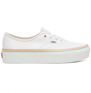 CHAUSSURES RAINBOW FOXING AUTHENTIC PLATFORM 2.0 vans