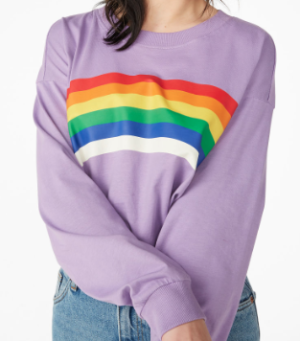 sweat rainbow monki