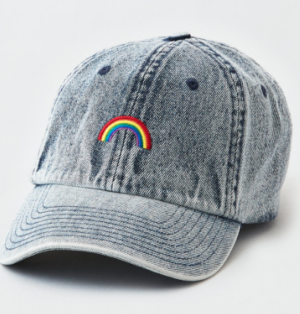 AEO PRIDE DENIM HAT american eagle