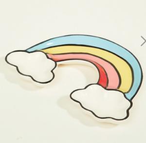Sass & Belle – Vide-poches forme arc-en-ciel
