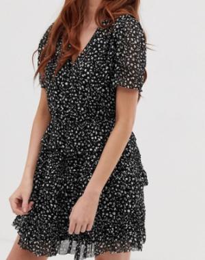 AllSaints – Illia Pippa – Robe courte