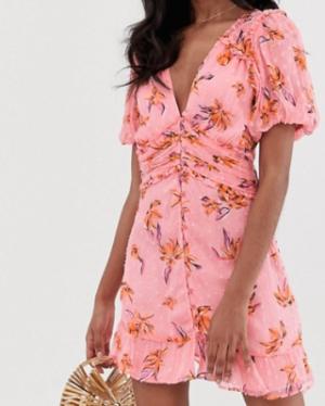 Rahi – Fiesta Mila – Robe courte à fleurs