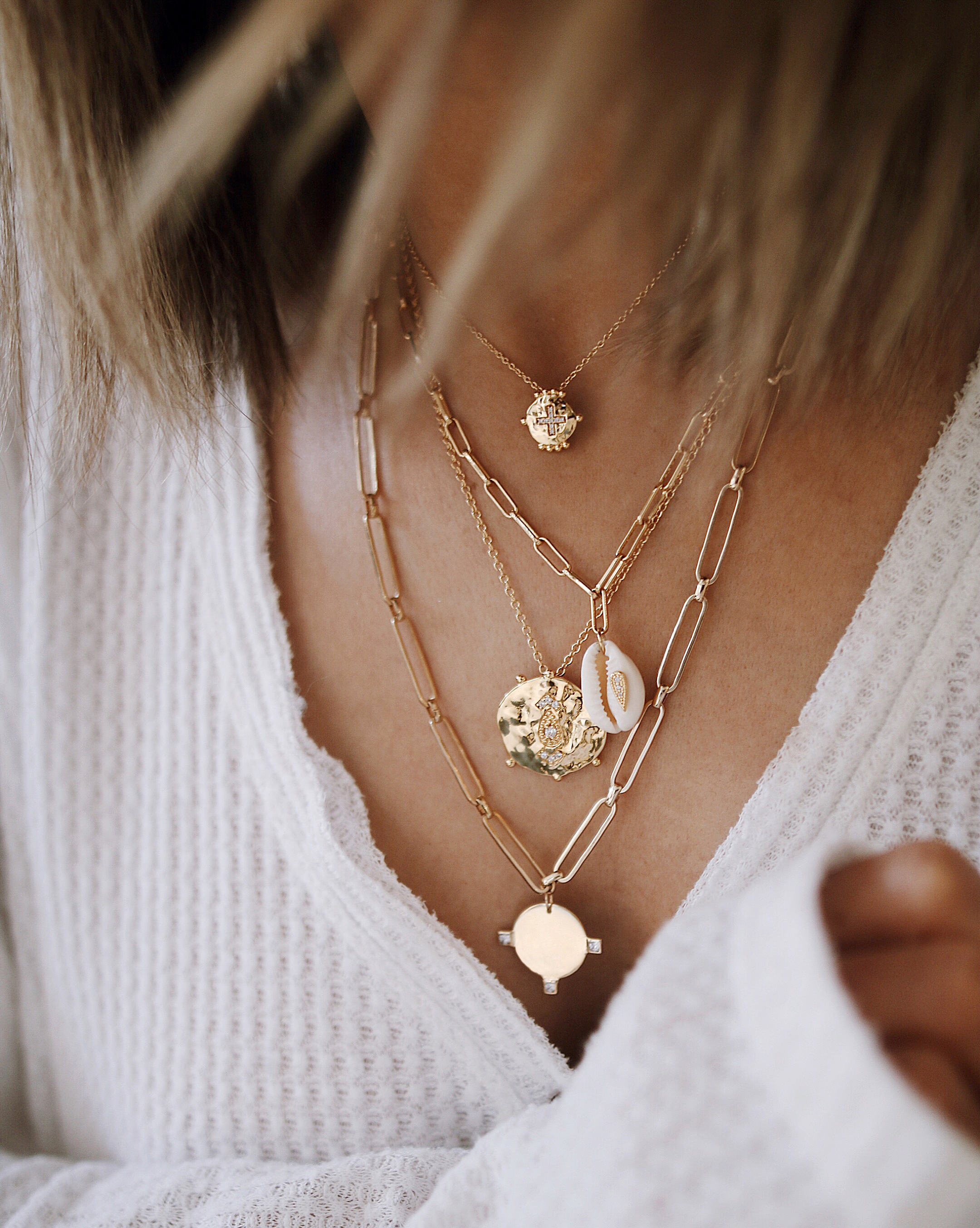 Chon & CHON - www.chonandchon.com MYA - accumulation colliers or Mya bAY, jEWELRY ADDICT, NECKLACES LAYER, necklaces set, MYA BAY NECKLACES