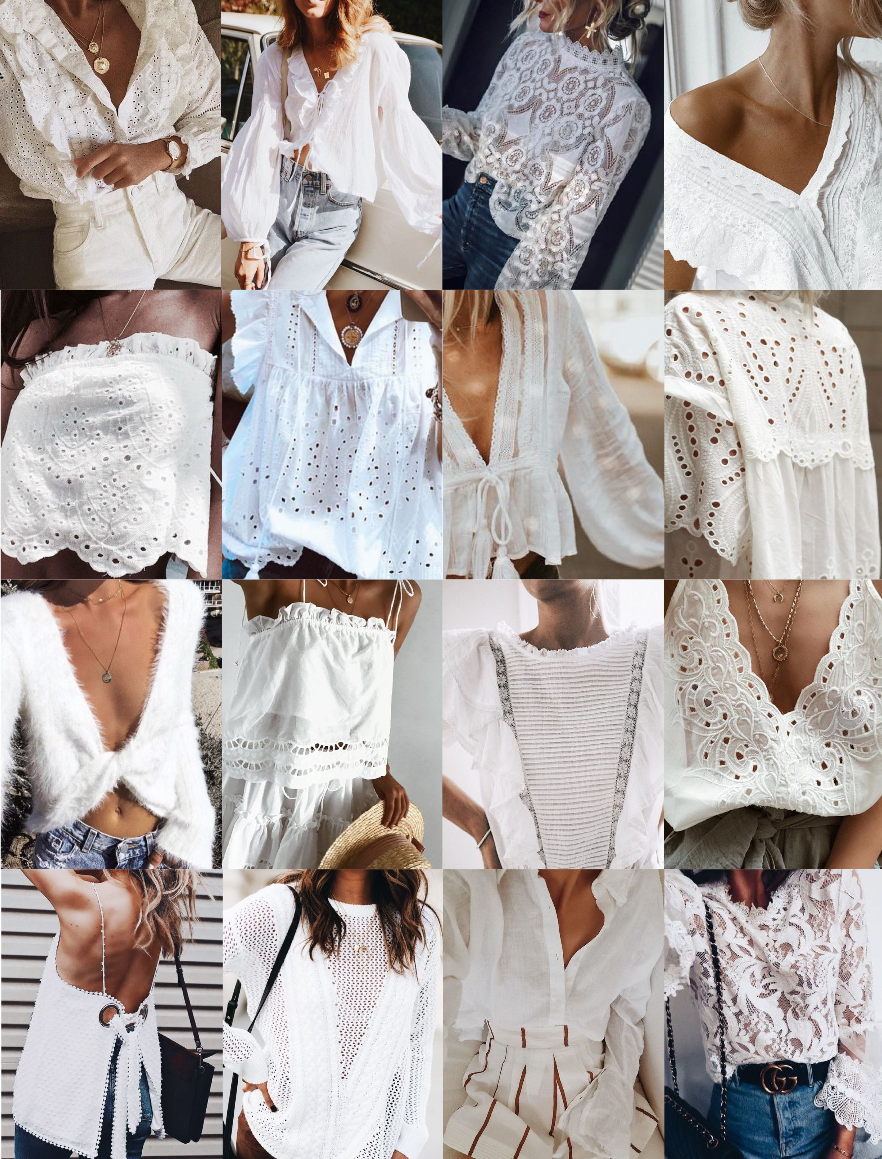 WHITE TOPS PINTEREST