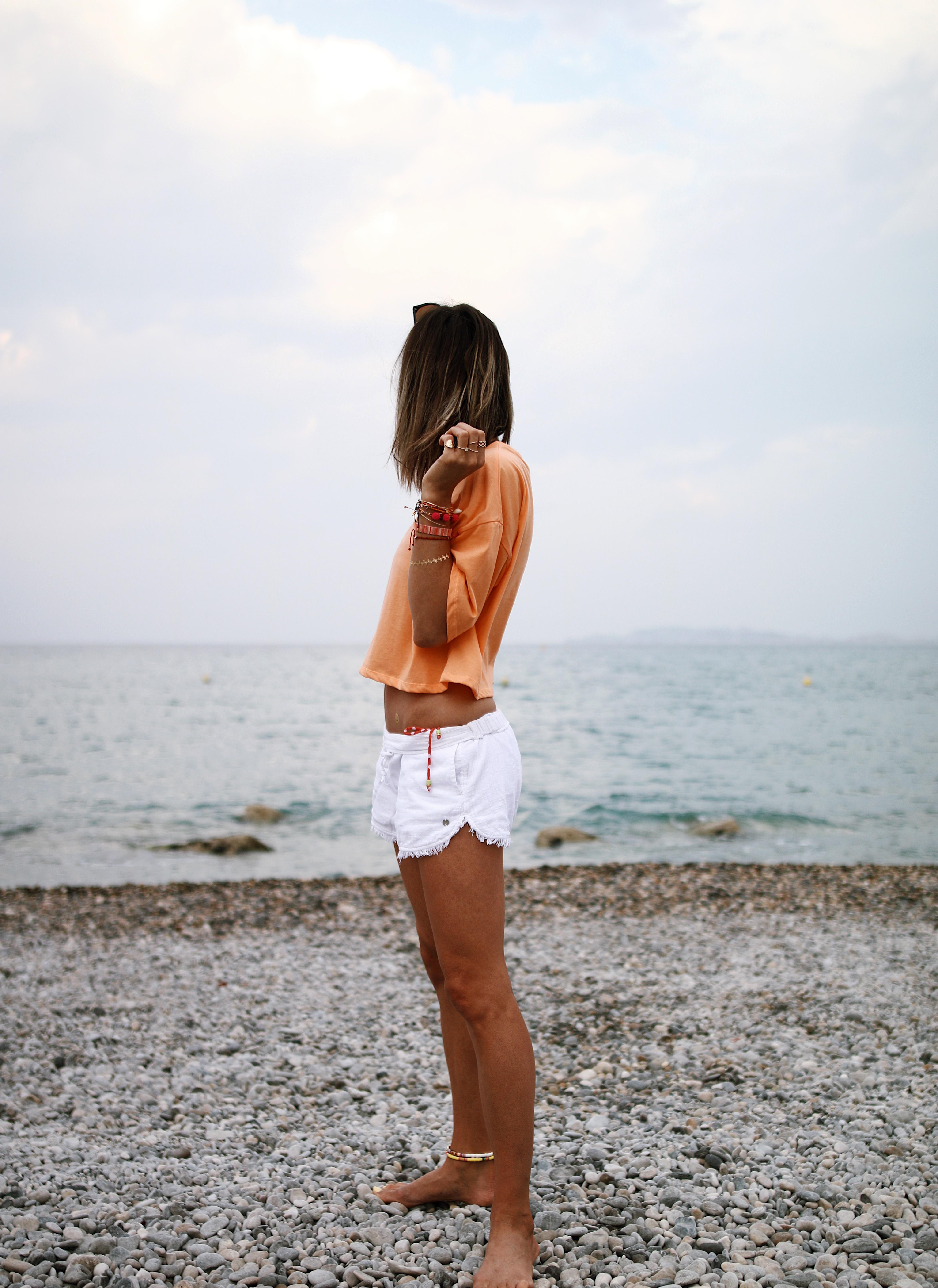 @chon.and.chon WWW.CHONANDCHON.COM - bikini banana moon dolcevita orange, brassière bandeau - bikini life, beachlife, #bikiniaddict, FASHION BLOGGER, bikini life, BANANA MOON BIKINI