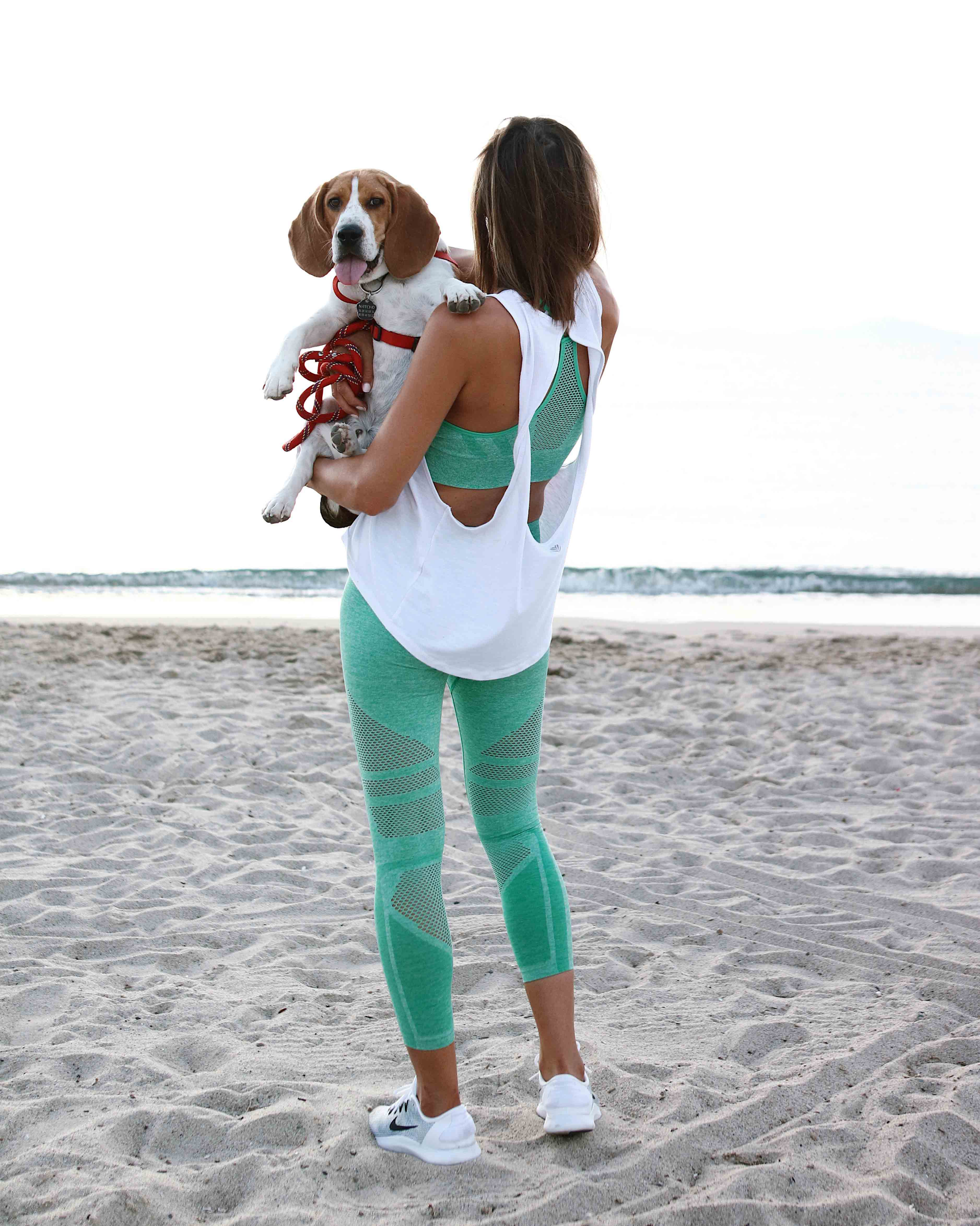 @chon.and.chon conseils pour courir avec son chien
