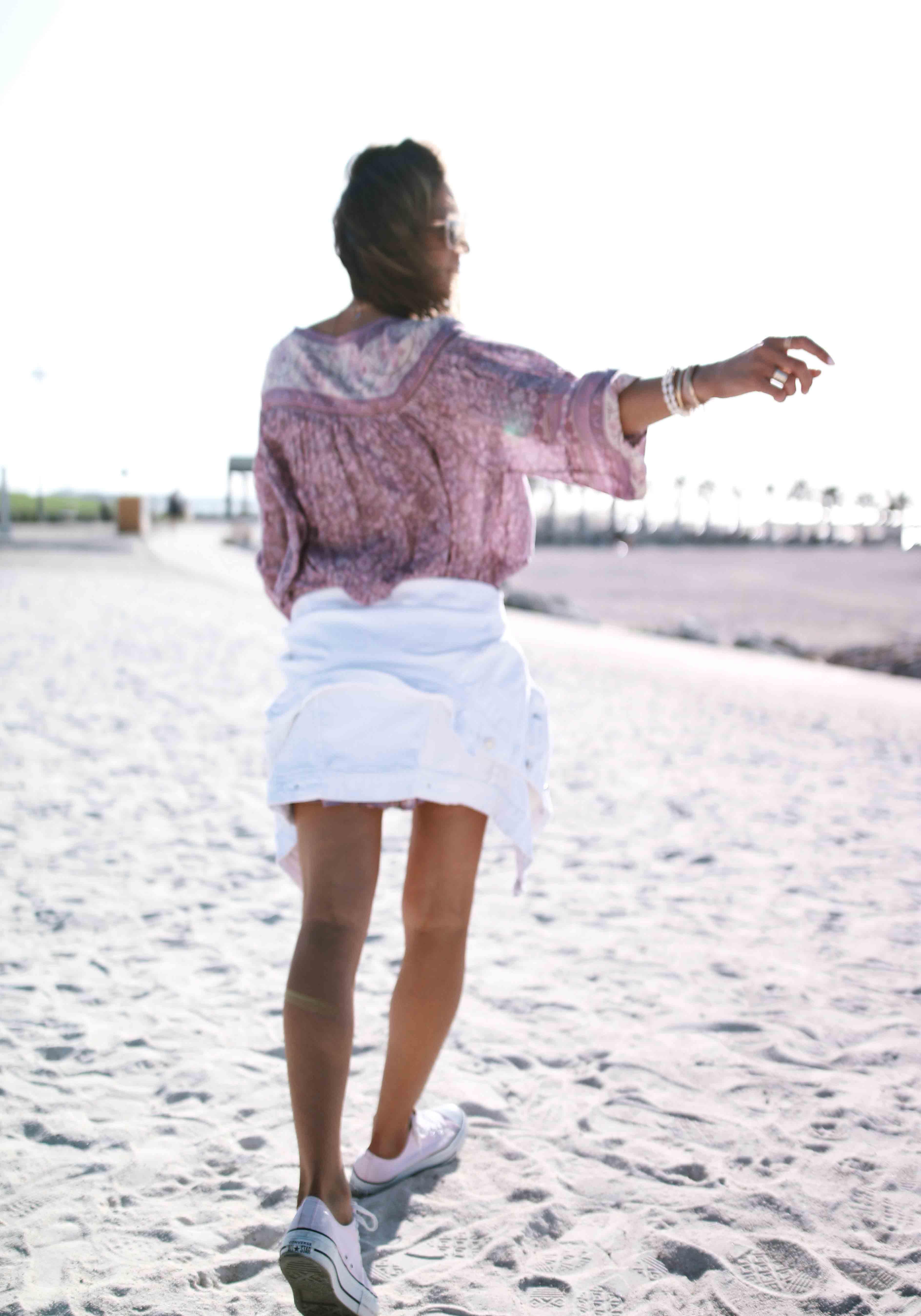 @chon.and.chon - french fashion blogger - marseille -spell and teh gypsy - revolve - dahlia set - boho outfit, boho style, boho dress, boho skirt, bohemian outfit