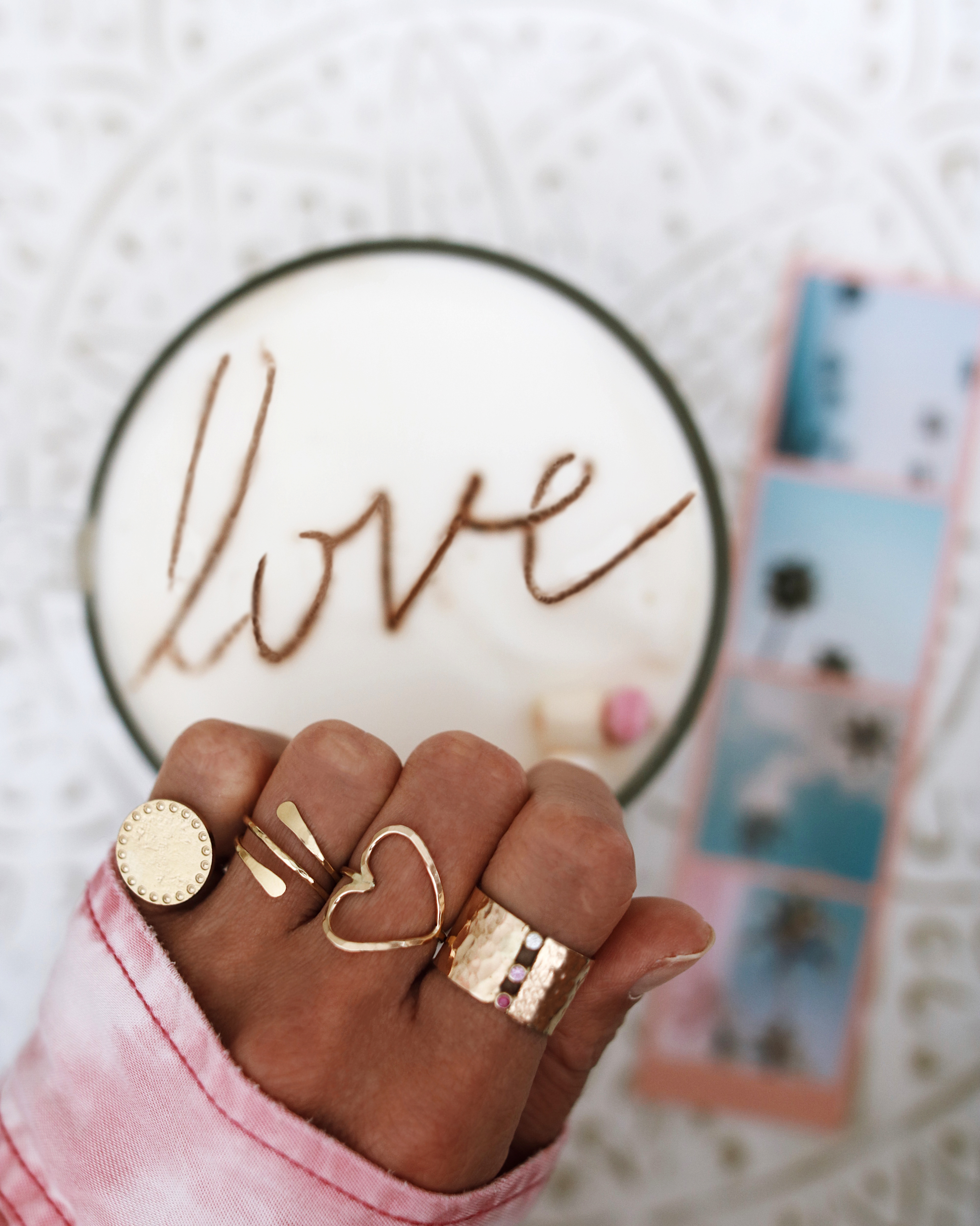 @chon.and.chon www.chonandchon.com rings lover, jewelry addict, blogger bijoux, bijoux addict, gold rings, bijoux handmade, jewelry designer, jewelry inspiration
