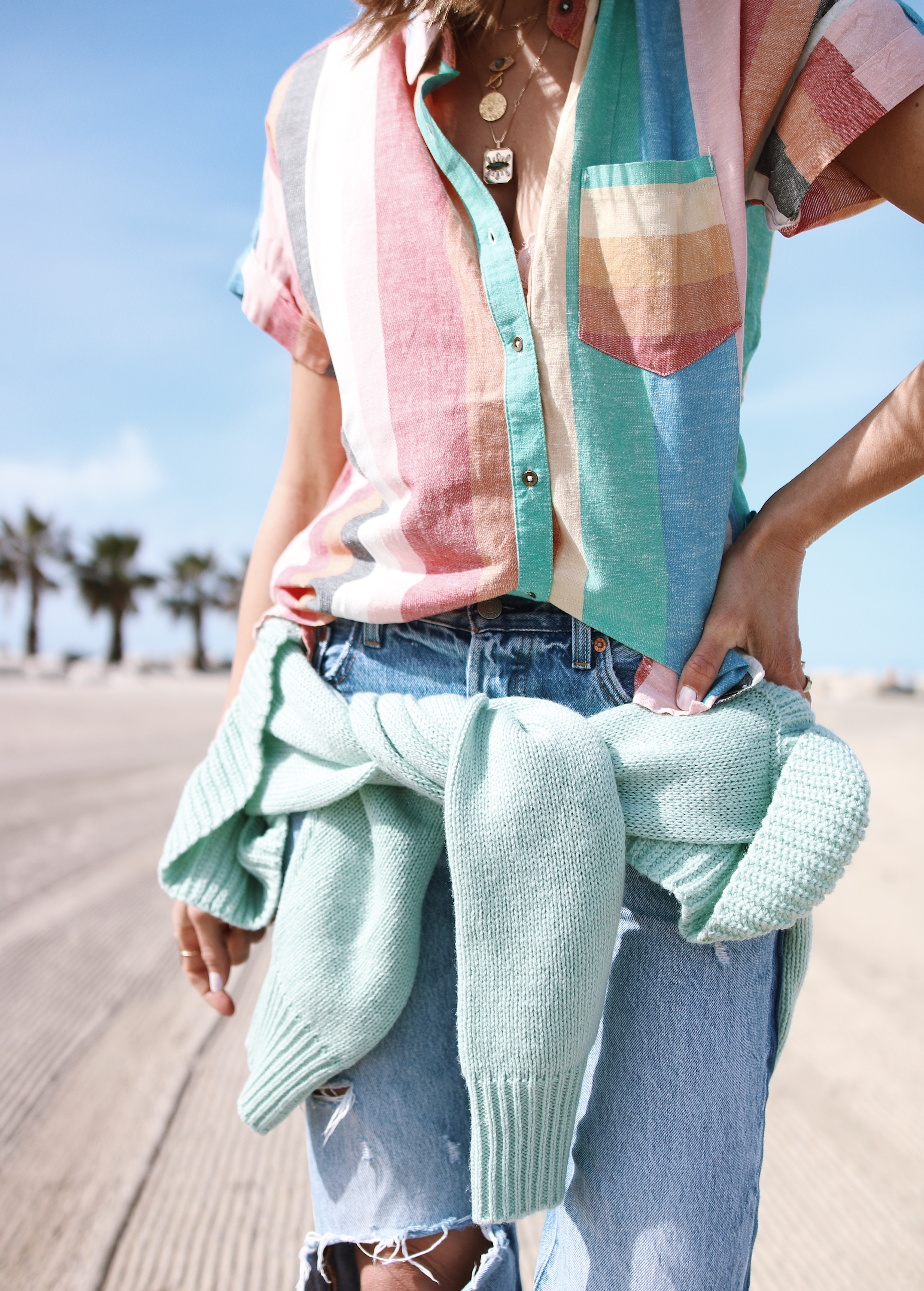 @chon.and.chon www.chonandchon.com billabong x sincerely jules santorini shirt