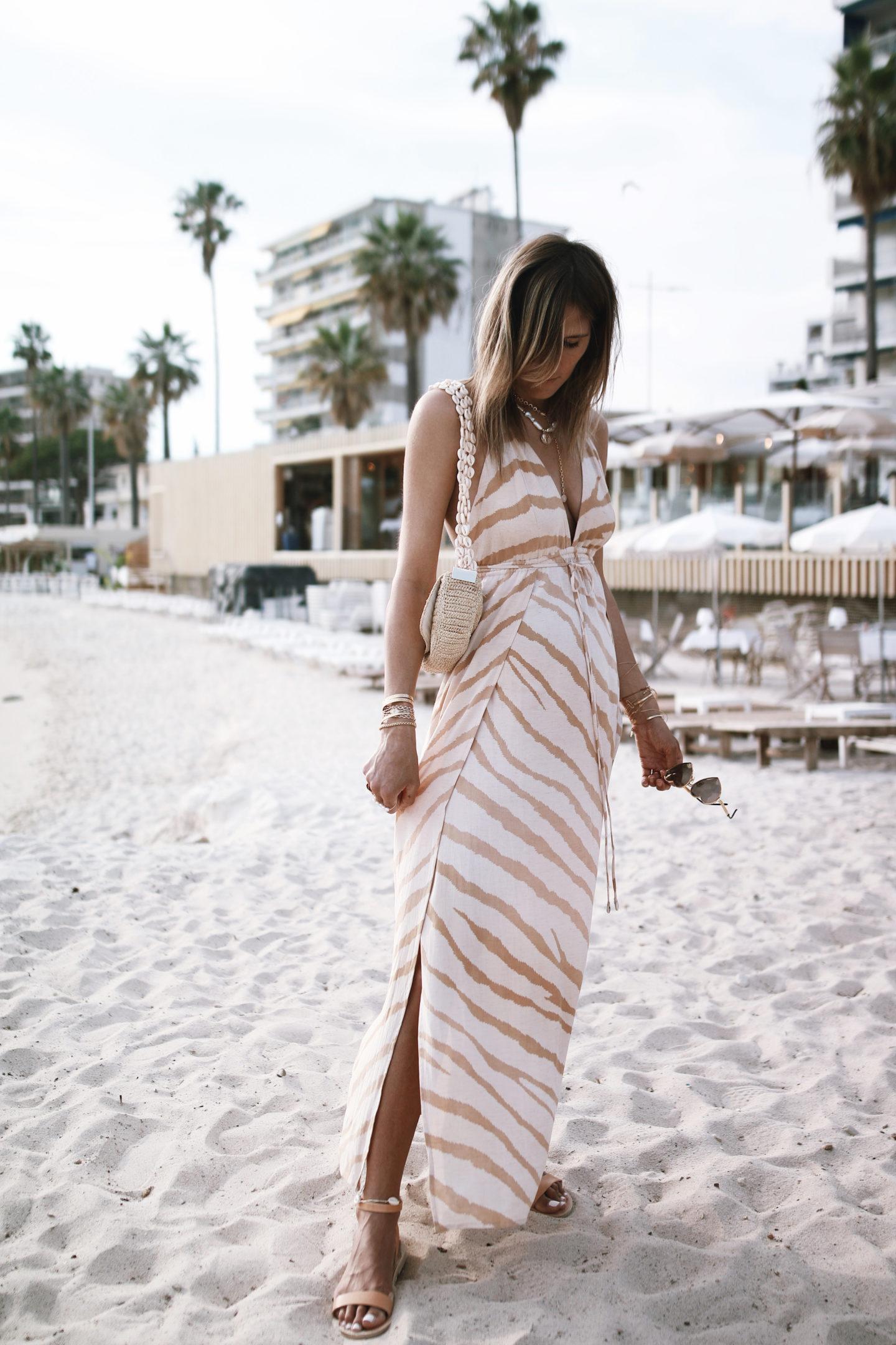 robe longue d'été indah clothing, revolve,