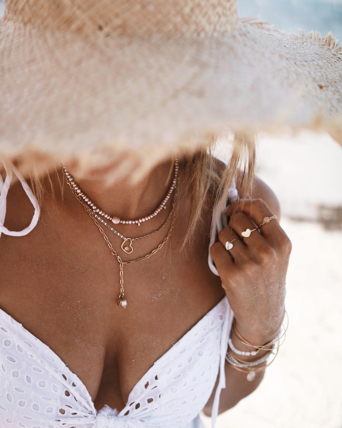 les jolis bonheur bijoux, bijoux d'été - chon and chon