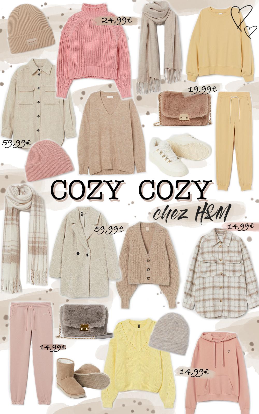 COZY COZY H&M