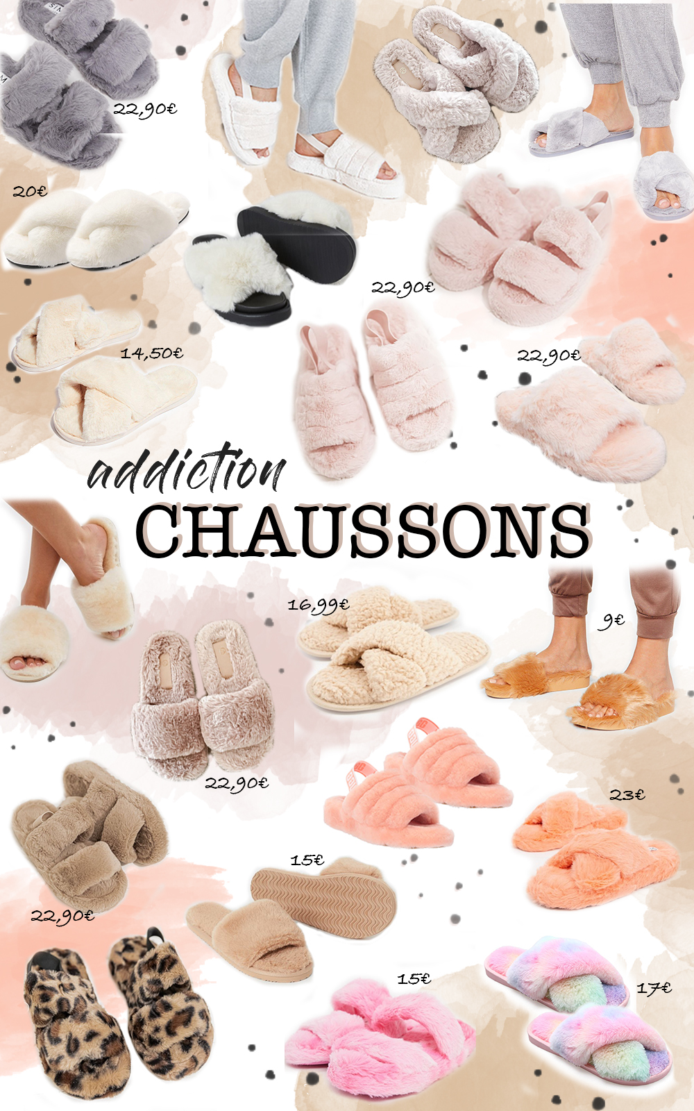 ADDICTION CHAUSSONS