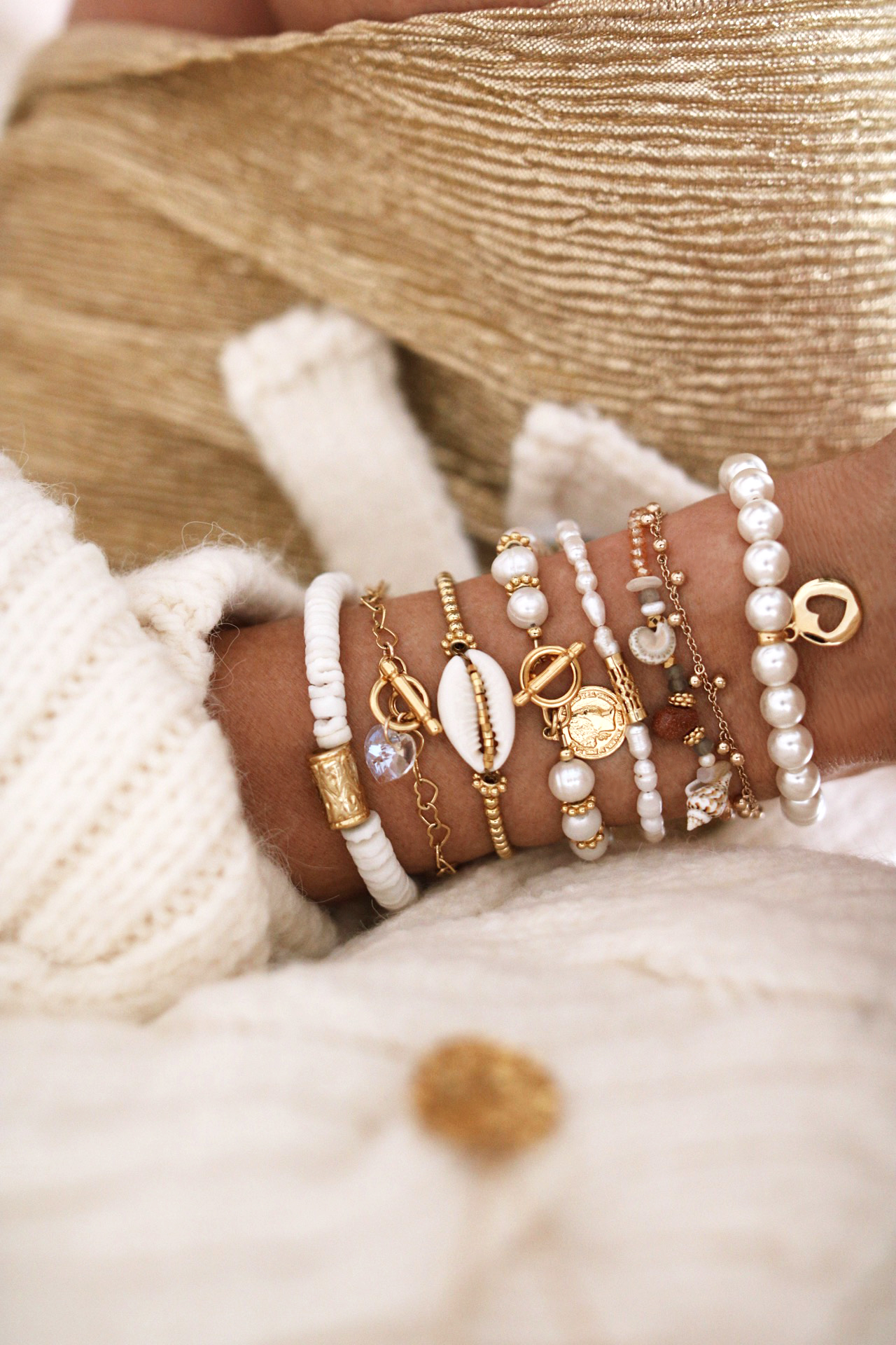 Maridou bijoux - bracelets - www.chonandchon.com