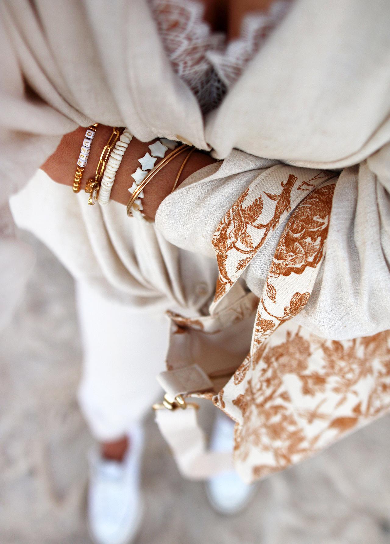 www.chonandchon.com sac cabas sézane, bob, chemise en lin