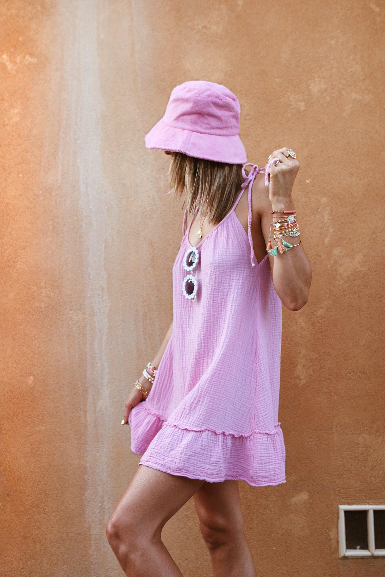 www.chonandchon.com robe rose sweet closet