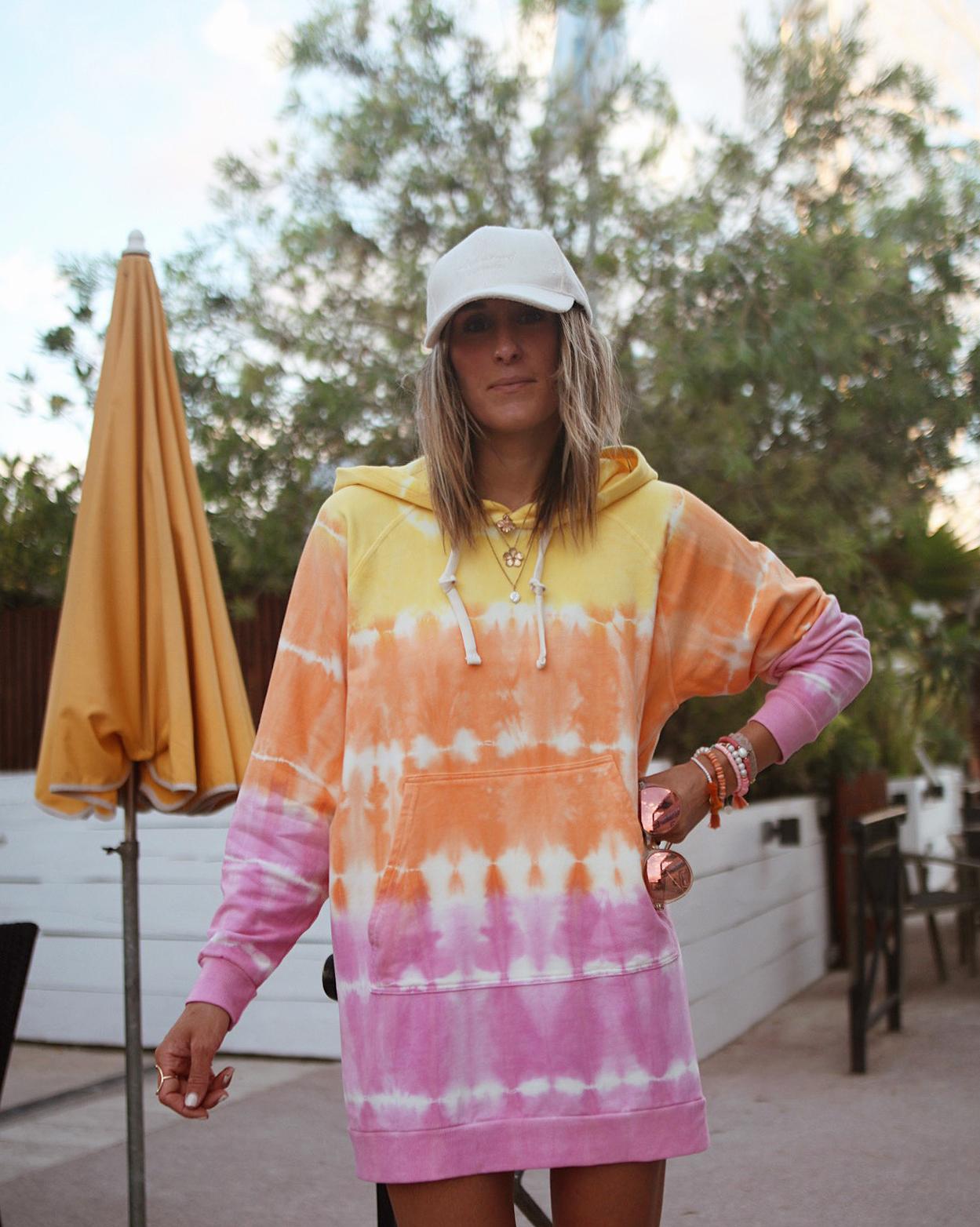 WWW.chonandchon.com revolve dress, robe sweat