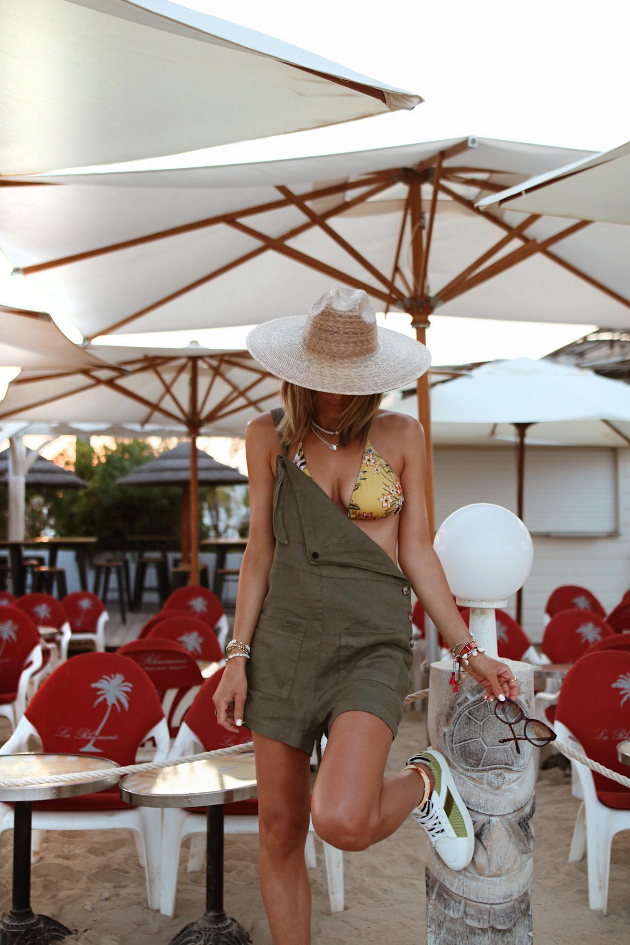 combishort kaki banana moon www.chonandchon.com