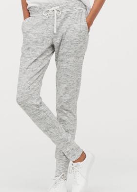 Pantalon jogger en jersey h&m