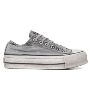 Chuck Taylor All Star Lift Smoked Canvas Low Top CONVERSE