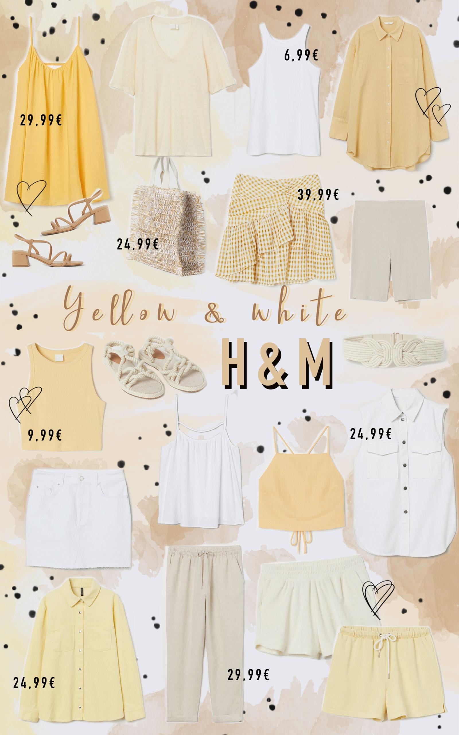 sélection H&M été